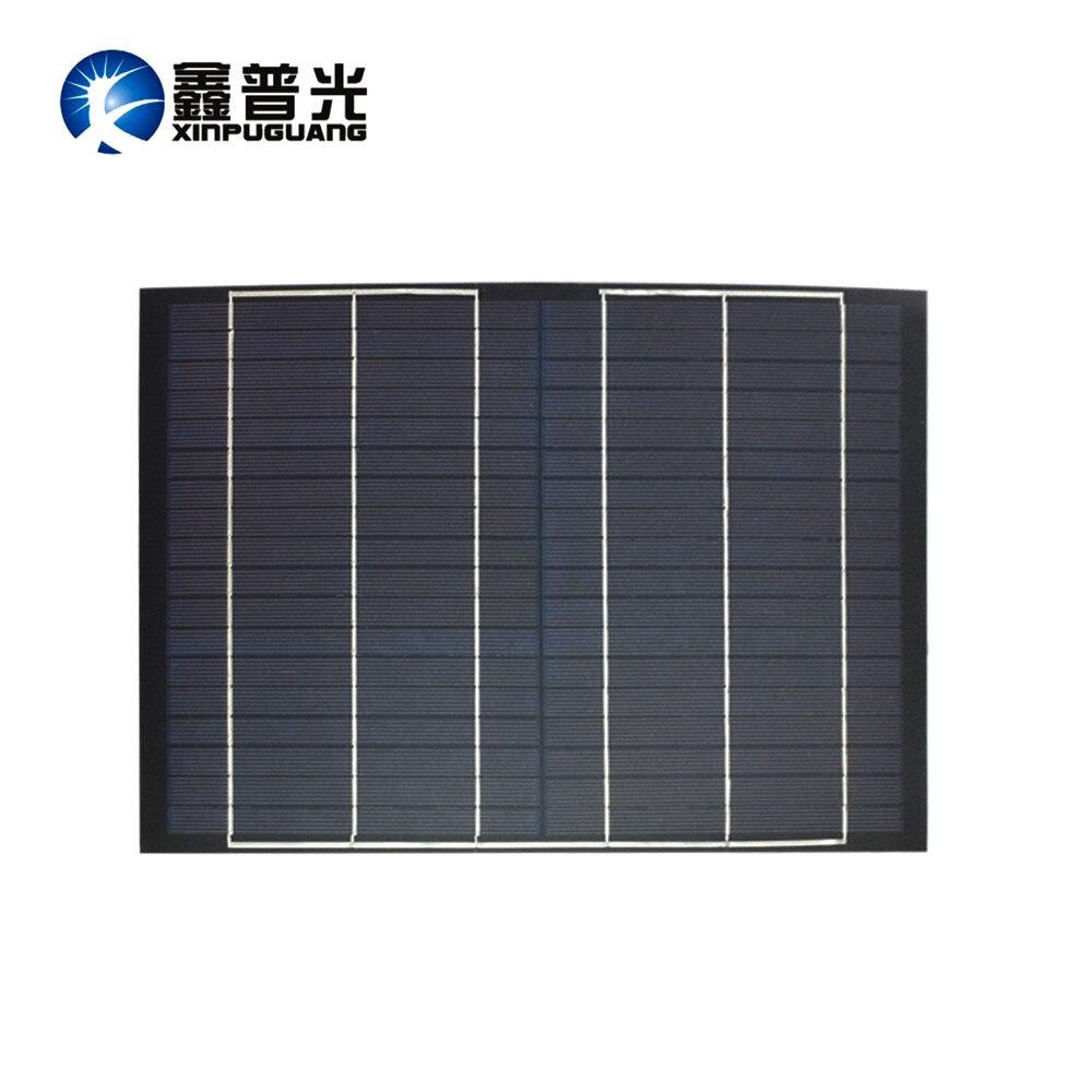 10 watt Mini solar panel 18 v PET polykristallinen PV-module zellenladungs für 12 V batterie licht schöne dauerhafte tragbare