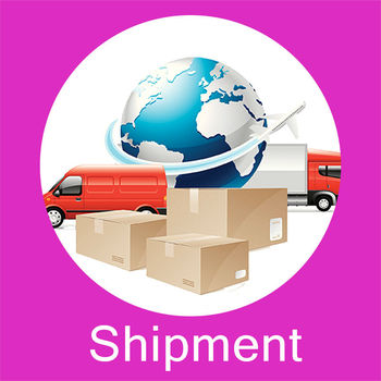 Shipping Method / Shipment / Check Shipping time