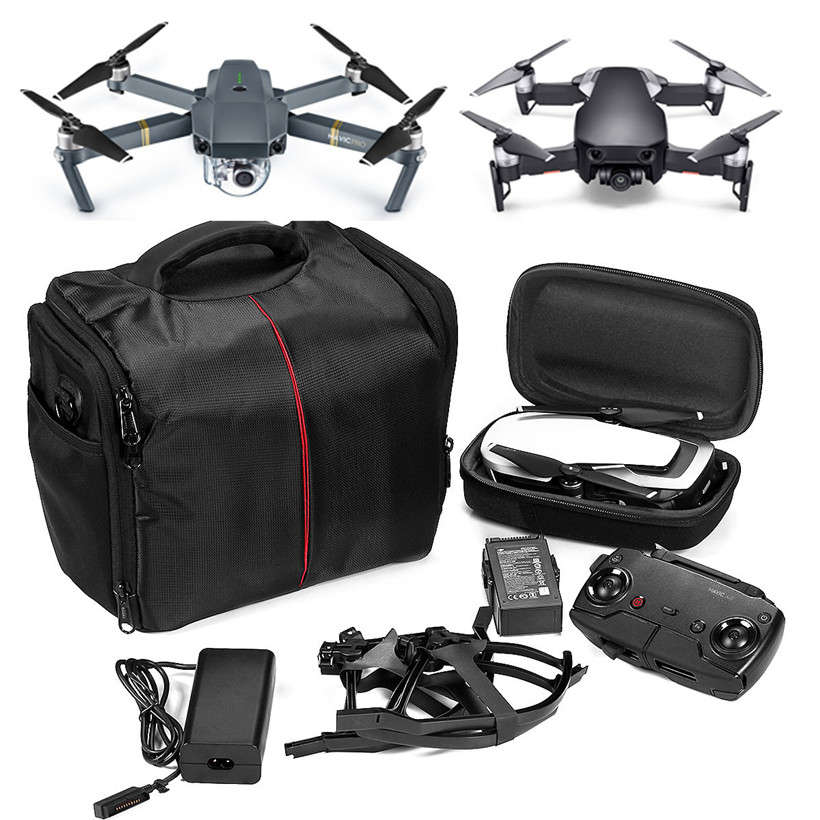 OMESHIN portátil al aire libre Carry almacenamiento bolsa de hombro mochila para DJI Mavic aire/Pro 180319 envío de la gota