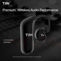 TRN BT20 Bluetooth V5.0 Ear Hook MMCX Connector Earphone Bluetooth Adapter p45 2019