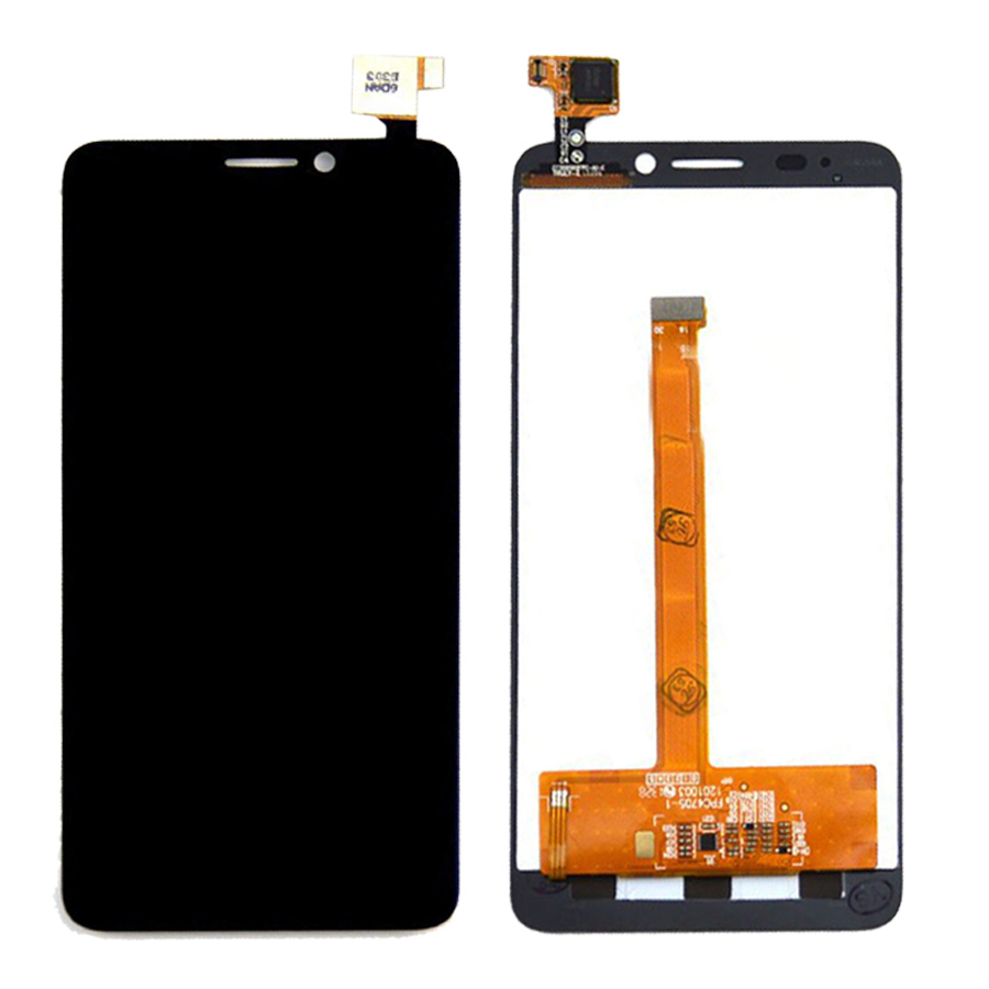 In Stock Original Alcatel 6034 LCD Display And Touch Screen Assembly For Alcatel 6034 Smartphone Free Shipping + Tools