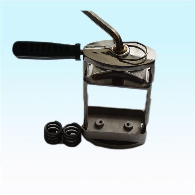 1 Piece Popular Dental Lab Equipment Stainless Steel Denture Molding Press цена