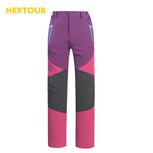 NEXTOUR outdoor pants Summer Women Elastic Quick-dry Pants Breathable Trousers Skinny Hiking Camping sport pants