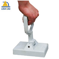 Free Shipping Portable 50Kg Permanent Magnetic Lifter For Lifting Steel Plate