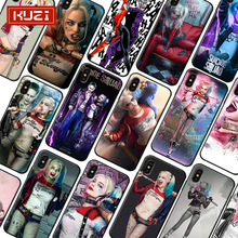 Kuzi Carton Person Case For Iphone X XS 8 7 6 6s Plus Coque Fundas Capa Silicone Covers