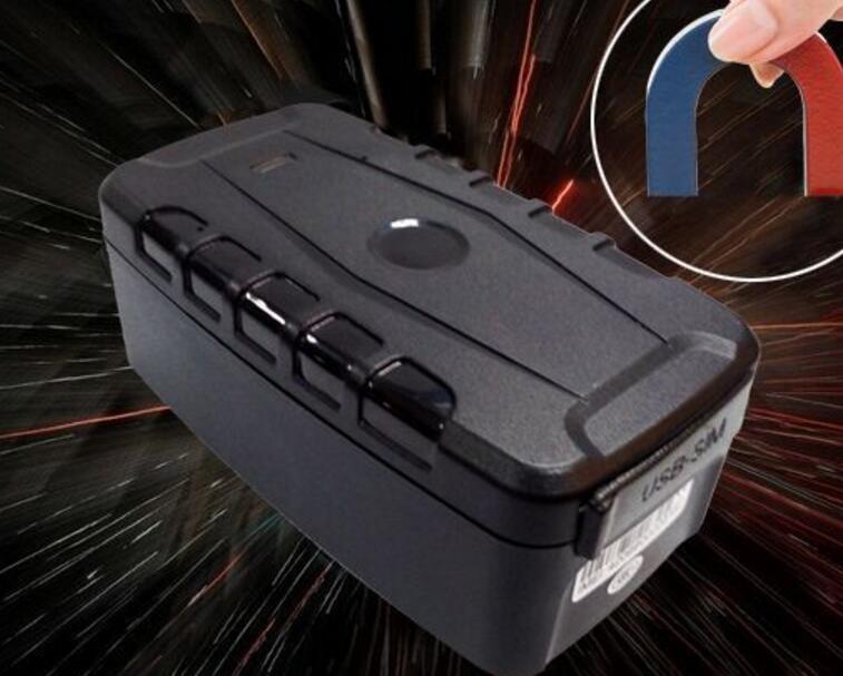 Traqueur gps LKgps avec batterie non rechargeable 16000 mah 5 ans à louer voiture LK330