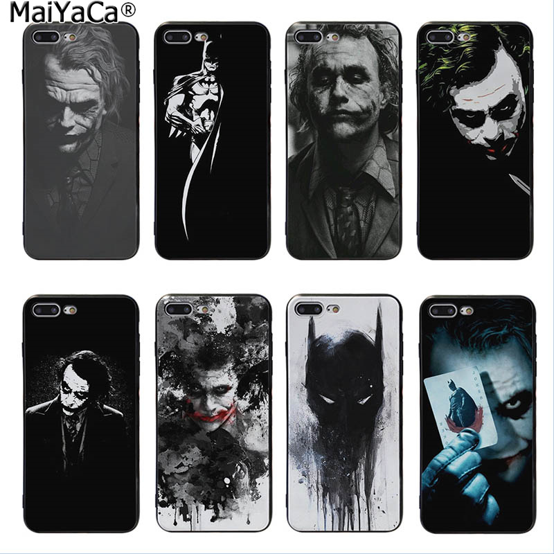 Phone Bags & Cases Sincere Babaite Yatman Joker Dark Knight Novelty Fundas Phone Case Cover For Iphone 6s 6plus 7 7plus 8 8plus X Xs Max 5 5s Xr