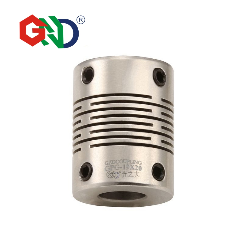 Shaft coupling GND stainless stteel electric motor stepmotor beam flexible coupler of setscrew servo motor CNC quick-coupling картридж cactus cs c9425 голубой