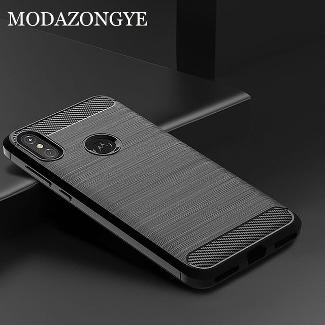 newest bc4a4 b3a7f US $2.73 30% OFF|For Motorola One Power Case MOTO P30 Note Case Silicone  Soft Back Cover Phone Case For Motorola One Power XT1942 XT1942 1 6.2-in ...