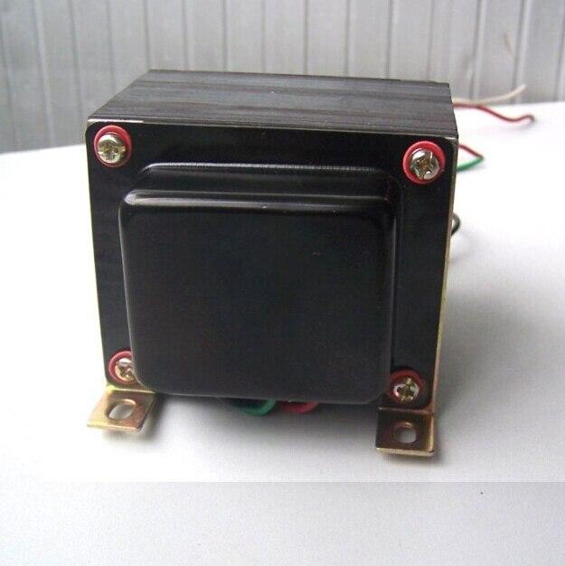 Haute qualité 2A3, 300B, EL156, KT88, FU13 dédié, 2A3 z11 silicium acier 25 W à une extrémité tube amp transformateur de sortie bovins