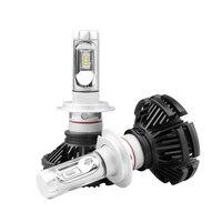 LED Headlights Car H4 H7 H1 H3 H8 H11 9005 9006 6500k 50W 12000Lm Hi Lo