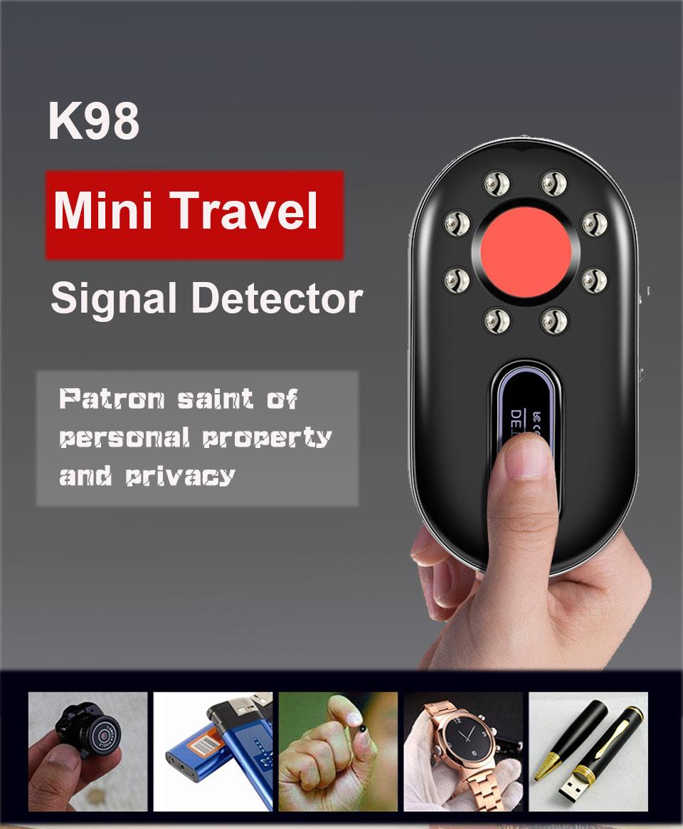 Détecteur infrarouge multifonctionnel