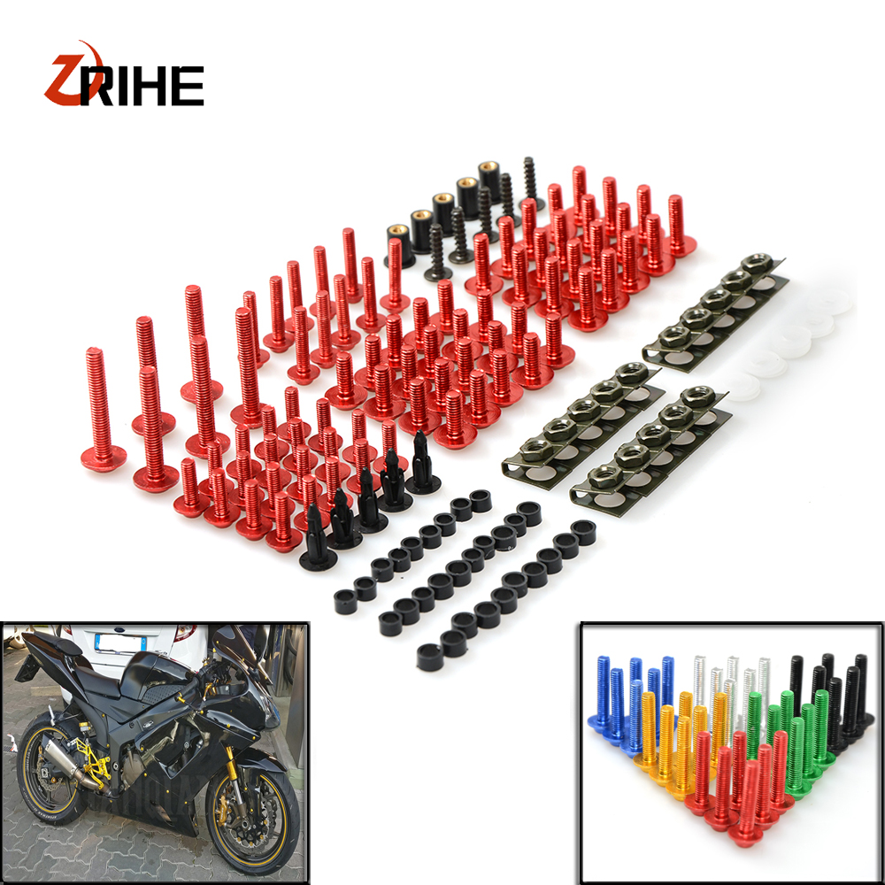 Motorcycle Accessories Fairing windshield Body Work Bolts Nuts Screw for BMW F650GS F700GS F800GS F800GT F800R F800S F800ST