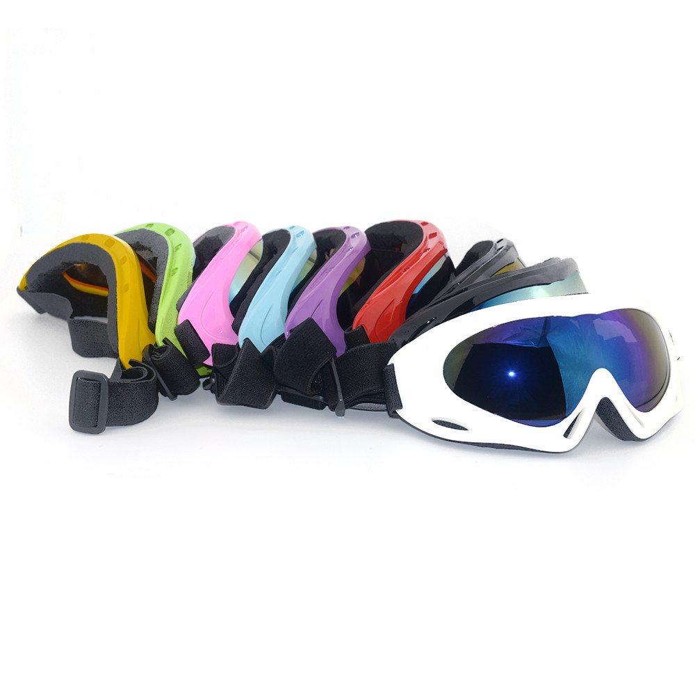 Motorcycle Goggles Motocross Goggles Off Road Helmet Googles Sunglasses Dirt Bike Motorcycle Glasses Outdoor Moto Goggle
