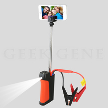 Outdoor Car jump starter Selfie Muti-function Powerbank for Laptop phone with Kit Booster for 3.0L Gasoline Engine