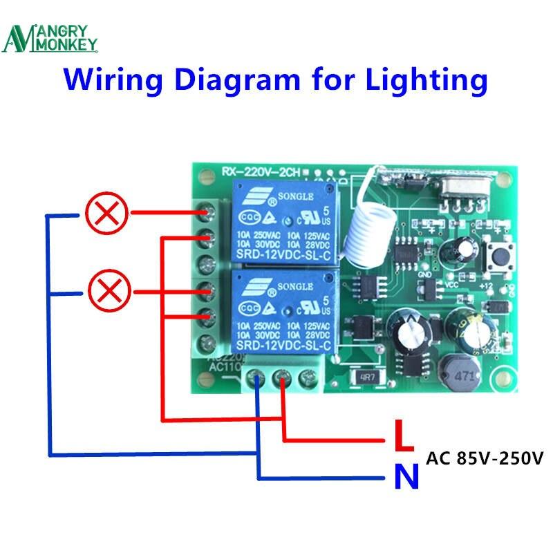 110v 220v Switch Wiring Diagram 110v 220v Switch Wiring Diagram 220v ...
