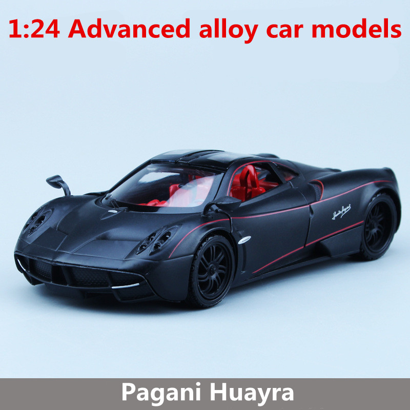 1:24 Advanced alloy car models,high simulation Pagani Huayra model,metal diecasts,the children's toy vehicles,free shipping