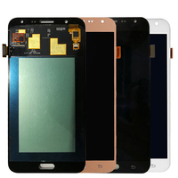SzHAIyu Tested OLED AMOLED LCD Display Touch Screen For Samsung Galaxy J7 2015 J700 J700F J7000