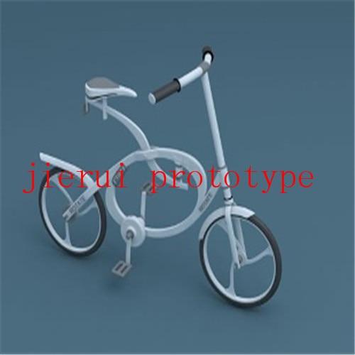 Cina SLA / SLS / CNC Painted Plastic Case Rapid Prototype Maker