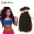 Malaysian Kinky Curly Hair 3 Bundles Malaysian Virgin Hair Afro Kinky Curly Virign Human Hair Extensions Malaysian Curly Hair