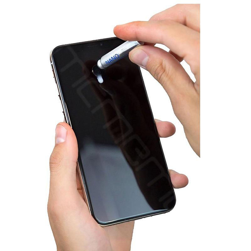 Nano Liquid Tempered Glass For All Universal iPhone X XS Max XR Screen Protector Hi-tech Full Cover Anti-Scratch HD Film Mate 20 3