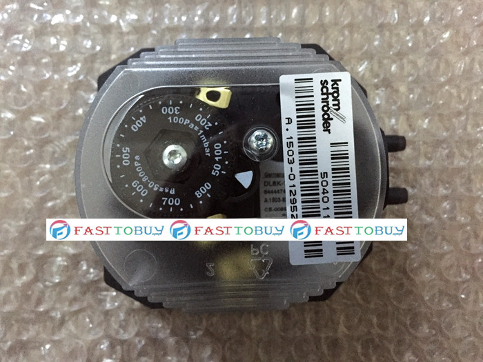 New Arrival Original Gas Pressure Switch DL4E-1 30Z For Burner New new and original mbs3000 060g1109 pressure switch 0 400bar 4 20ma g1 4a