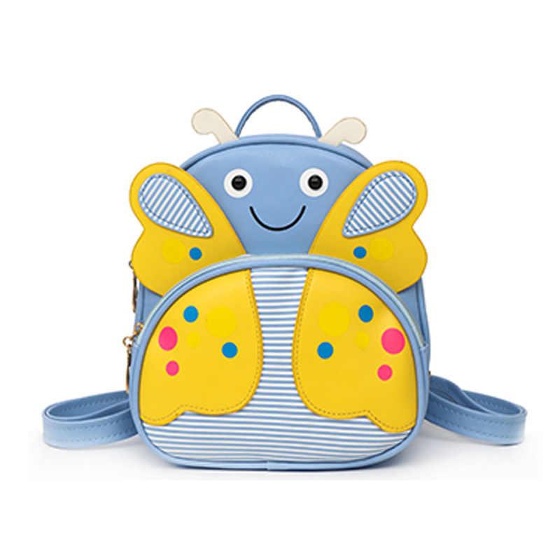 ZIRANYU 2019 nueva moda niños mochilas escolares para niñas niño 3D cartón diseño estudiante escuela Mochila niños Mochila