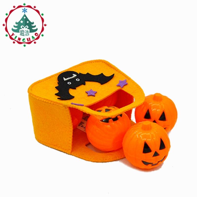 inhoo 2pcs Classic Bat ročne torbe bombonske torbe Halloween okrasne - Prazniki in zabave - Fotografija 2