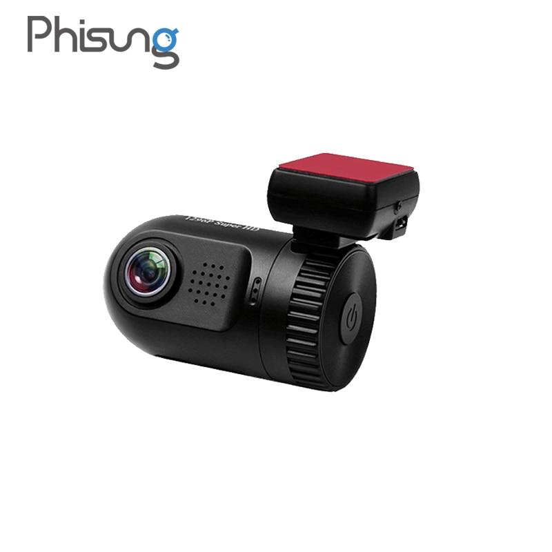 Mini 0805 Ambarella A7 chip HD 1296p Car DVR Dash Camera 1.5WDR Night Vision Auto Registrator Video Recorder dashcam w/ GPS log gps навигатор lexand sa5 hd