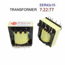 Импульсный трансформатор eer42x15 7:22:77 новинка для инвертора