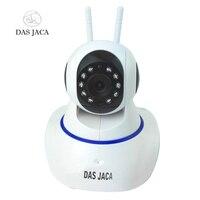 Das Jaca sans fil ptz dôme ip caméra night vision motion détecteur de sécurité caméra micro sd mémoire vidéo enregistreur onvif CCTV cam