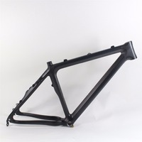 No LOGO mountain bike frame carbon fiber18inch /22inch frame mtb bike