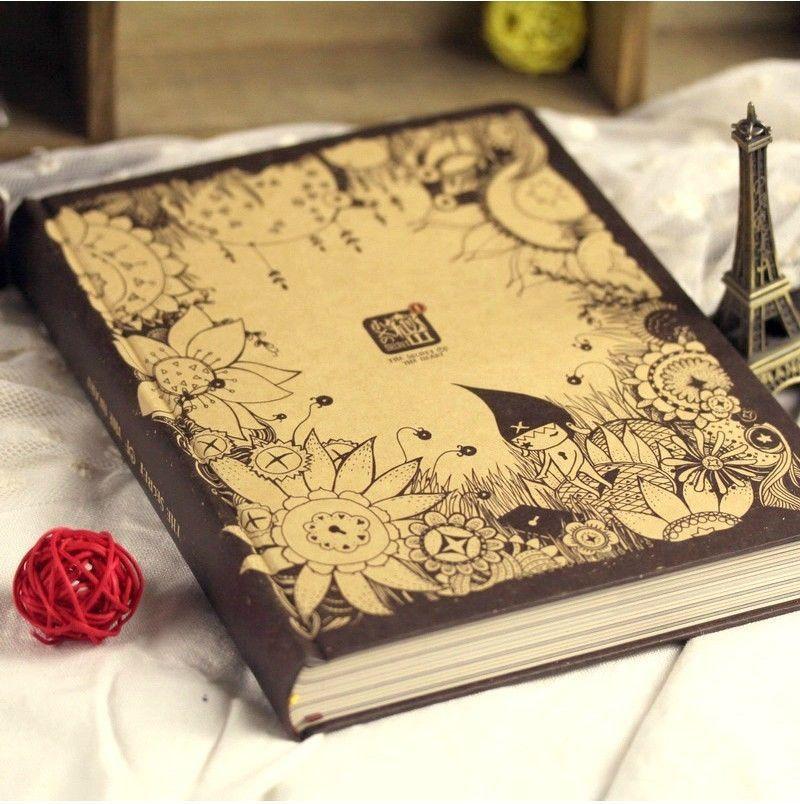 придания картинки на дизайн дневника металлическая
