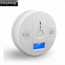 NEW Earykong Monoxide Carbon Detector, Monoxide Gas Alarm, Gas alarm detectors, home security alarms, Protect your home perfect