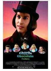 Charlie And The Chocolate Factory 2005 Film Johnny Depp Art Wall Decor Silk Print Poster
