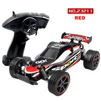 Baby Gift RC Car Remote control off-road vehicles 1:20 2.4GHZ 2WD Radio Remote Control Off Road RC RTR Race Car Truck Red Green