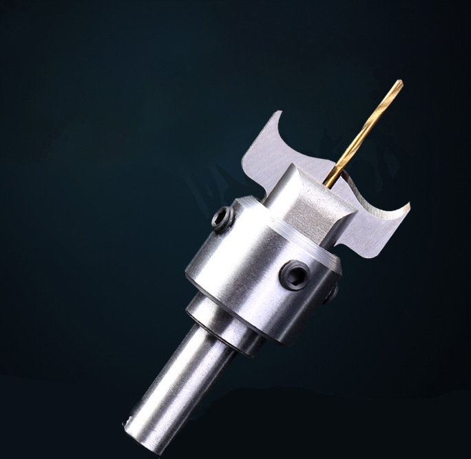 Spherical bead drill bit Beads processing tools woodworking tools Toy Wheel Cutter