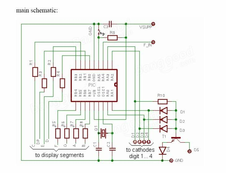 US $5.92 53% OFF|1Hz 50MHz Five LED Display Frequency Counter With on ring counter circuit diagram, frequency generator, frequency formula, digital watch circuit diagram, frequency counter flow chart, basic circuit diagram, frequency diagram example,