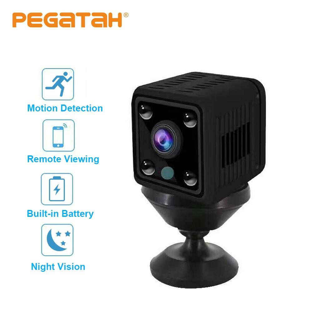 HD New 1080P Mini wifi camera Camcorder Night Version motion dection HD DV battery camera mobil remote control alert calling