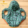 Pet Clothing Panda Pattern Dog Hooded Coat Puppy Jacket Winter Warm Dogs Clothes