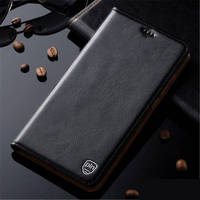 PALUNI For Huawei Honor Note8 Case Crazy Horse Flip Genuine Leather Case Cover For Huawei Honor