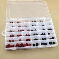 36 Value Electronic Components Storage Assortment Box Adjustable Tool Box Parts Box Multifunctional Storage Box