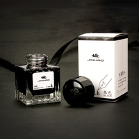 JINHAO 5001 Series No Carbon Fountain Pen Ink Black Blue Red Colors For Choose 50ml Glass