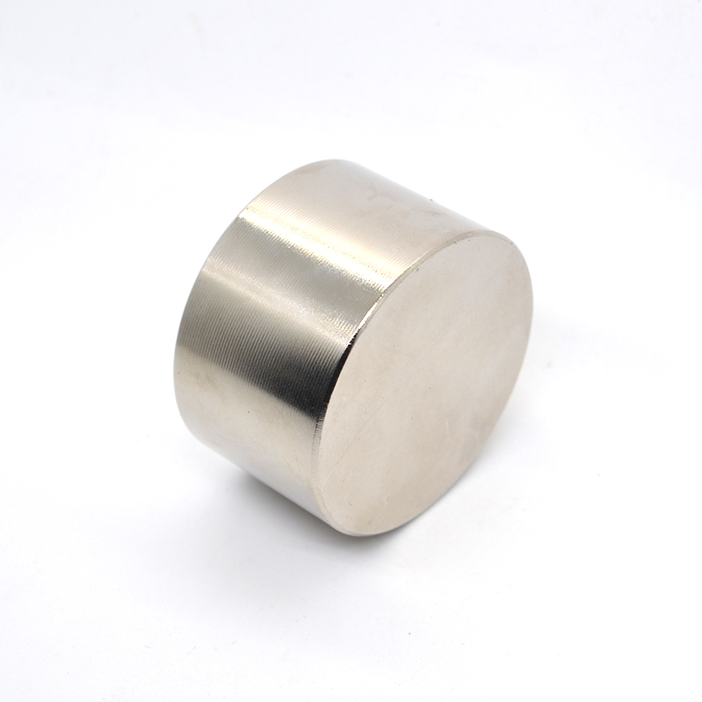 1pcs Strong Round Dia 50mm x 30mm N40 Rare Earth Neodymium Magnet Art Craft Fridge free shipping