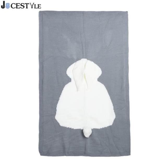 Tienda Online Manta lindo conejo animales patrón manta suave tejido ...