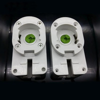 High Quality Electric Curtain Wheel Box For Smart Home Curtain Motor Drive Housing 2pcs