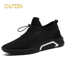 New Mesh Men Casual Shoes Lac-up Lightweight Comfortable Breathable Walking Sneakers Zapatillas Hombre