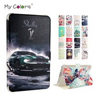 MediaPad T2 7 0 Pro 7 Tablet Case Cover Slim Print Protective Stand For Huawei MediaPad