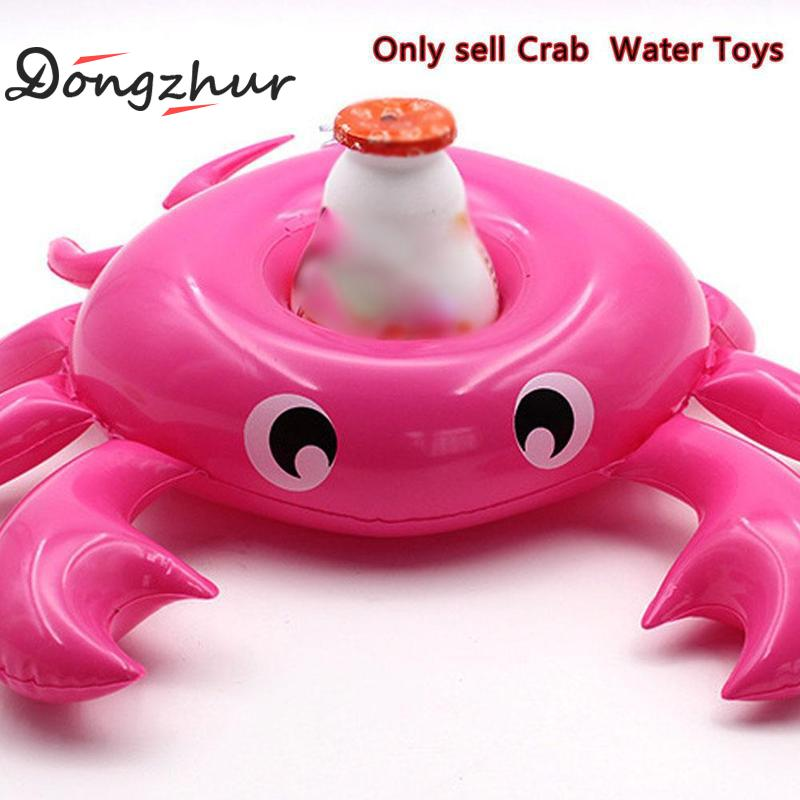 Aggressive Inflatable Crab Water Toy Home Decoration Creative Holder High Quality Inflatable Water Holder Pool Party Tools