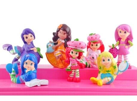 New Strawberry Shortcake Toys 56